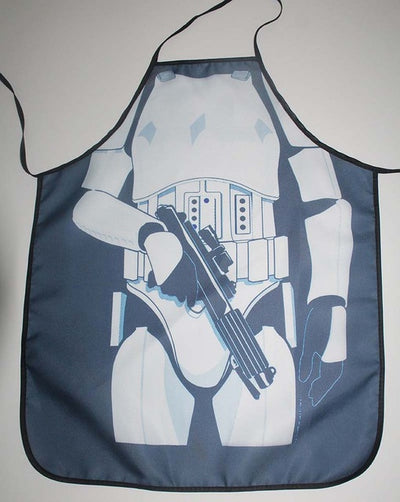 Kitchen Apron 3D Printed Funny sexy waist waterproof chef BBQ
