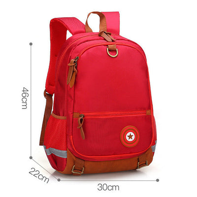 Backpack Children School Bags Girls Waterproof