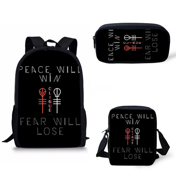 Twenty One The Pilots School Backpack