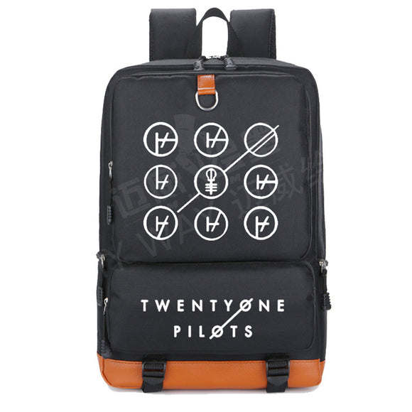Twenty One Pilots Backpacks