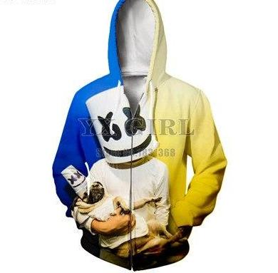 Marshmello Hoodies