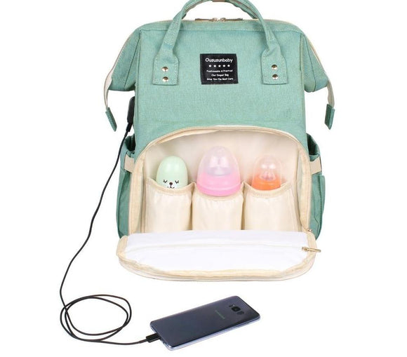 Diaper Bags Nursing Bag With and With out USB