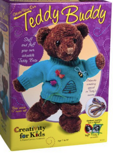 Creativity for Kids - Teddy Buddy