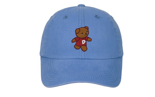 DANILSA Ladie's Baseball Cap, One Sizes, Blue