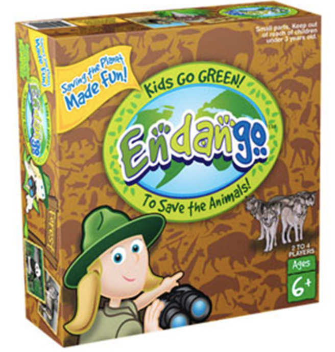 Elastic Earth Endango- Kids Go Green To Save The Animals & Planet
