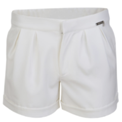 Guess Woven Shorts, True White A000, Size 14