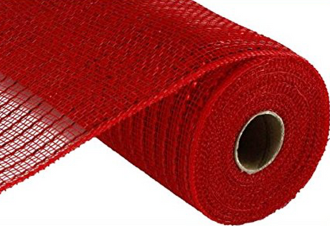 Mesh Wide Ribbon 5.5 in x 10 yd Holiday Mesh 279306 by Celebrate It