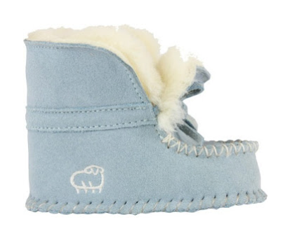 Dije California Baby Shoes - Blue, X-Large