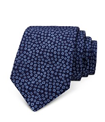 The Men's Store at Bloomingdale's Men's Floral Slim Tie