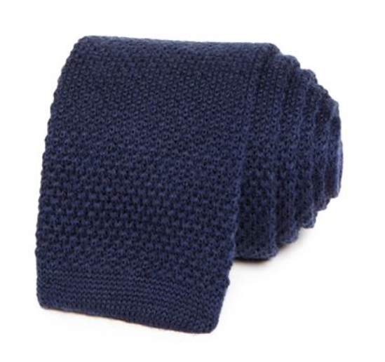 Ted Baker London Knit Tie, Blue