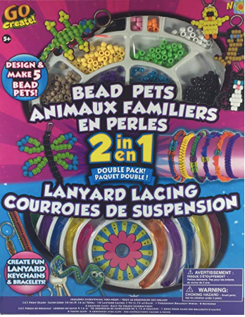 Bead Pets Animaux Familiers 2 in 1 Lanyard Lacing Courroies De Suspension