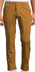 Ballin Newman Regular Modern Fit Mens Cotton Pants