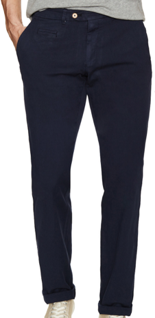 Ballin Mens Atwater Lux Print Straight Leg Pant, Navy