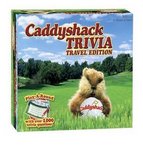 Caddyshack Trivia - Travel Edition by USAopoly