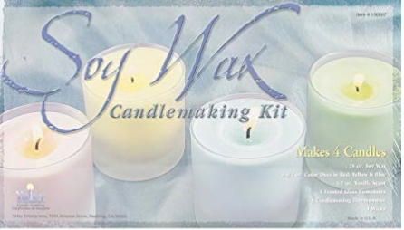 Yaley Soy Wax Kit