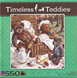 Sure-Lox Timeless Teddies Bear Picnic 550 Pieces