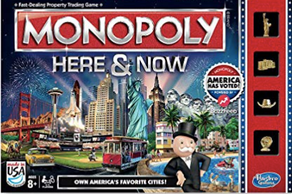 Monopoly Here And Now