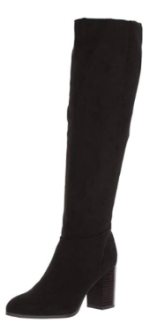 Circus by Sam Edelman Women's Sibley Knee High Boot, Black, 9 M US