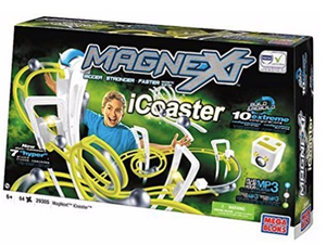 Mega Brands Magnext iCoaster- Open Box