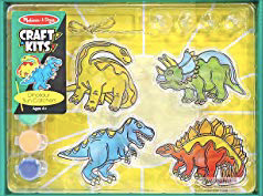 Melissa & Doug Dinosaur Sun Catchers