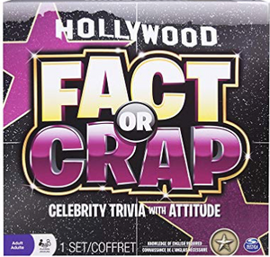 Fact or Crap Hollywood Edition