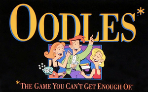 Oodles by Milton Bradley