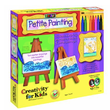 Creativity for Kids Do Art Petite Painting