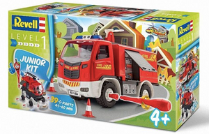 Revell Junior Kit Red Fire Engine