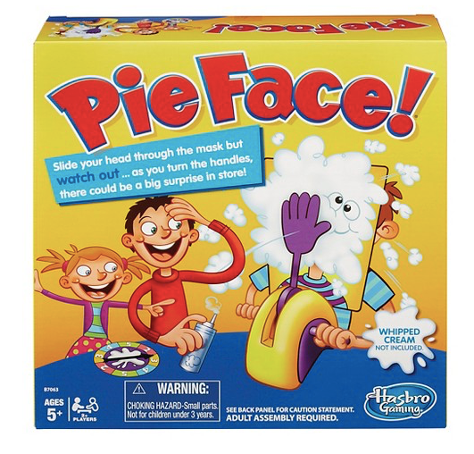 Pie Face! Game