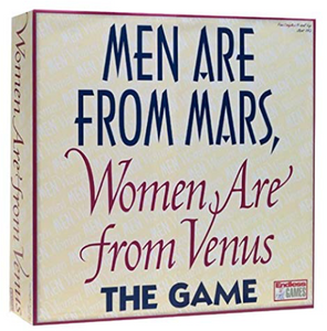 Men Are from Mars, Women Are from Venus: The Game