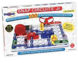 Elenco Snap Circuits Jr. Build Over 100 Exciting Projects
