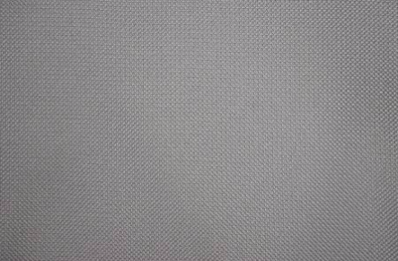 "No. 918 Montego Casual Textured Grommet Curtain Panel, 48"" x 63"", Nickel Gray"
