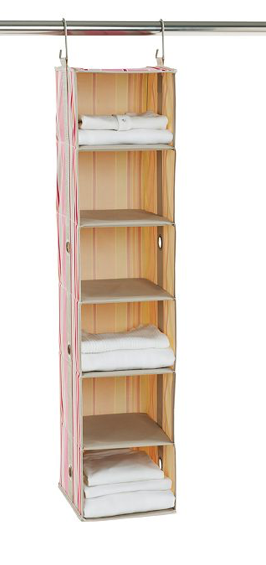 Neatfreak Kid's 6 Shelf Organizer, NeatKids ClosetMAX