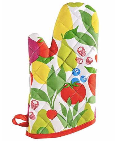 Martha Stewart Collection Fresh Flavors Oven Mitt