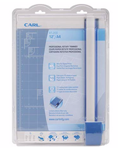 "Carl Professional Rotary Trimmer 12""/A4 RT-200"