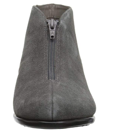 Aerosoles Women's Allowance Ankle Boot, DK Gray, 9.5 M