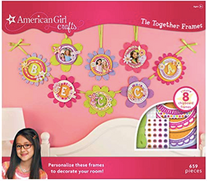American Girl Crafts Tie Together Frames Kit
