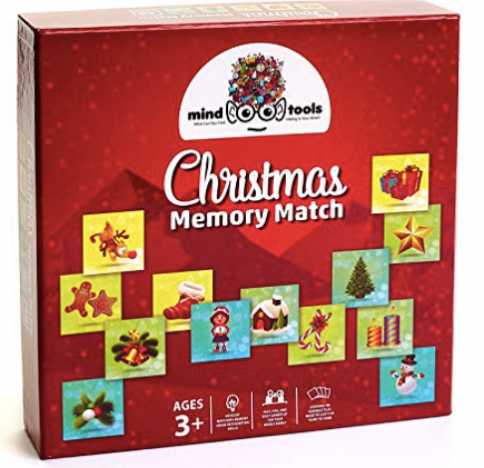 Mind Tools - Christmas Educational Memory Match Game