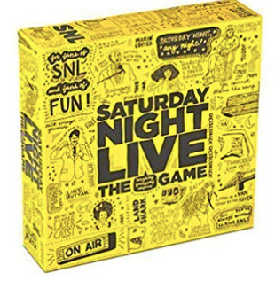 Brybelly Saturday Night Live Board Game
