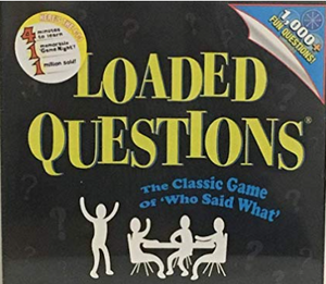 Loaded Questions - an Epic Game of Fun Questions, Personal Answers and Instant Laughter Family & Party Edition