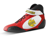 momo gt boots in red