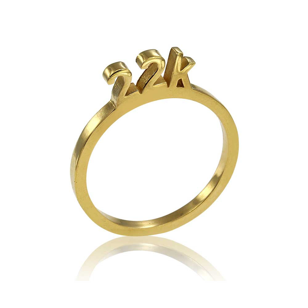 Osnat Har Noy Jewelry, 22k solid gold ring, unique 22k ring, unique band,  unique gold ring, designer ring, 22K stacker