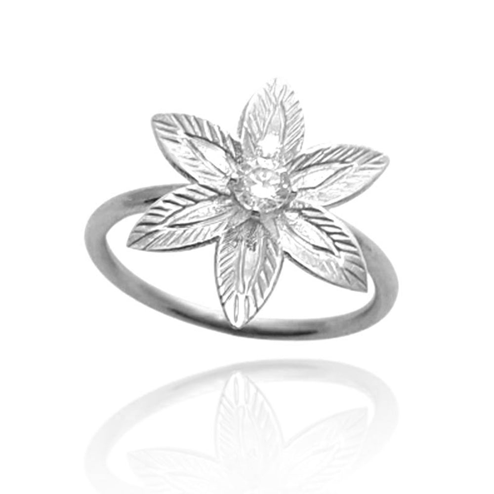 flower engagement ring, floral ring, engagement ring, leaf engagement ring, leaf ring, wedding and engagement , ring, diamond ring, unique ring