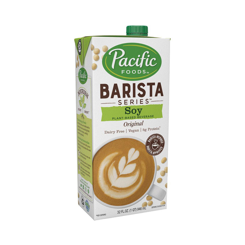 Boisson à base de soja - Pacific Barista Series