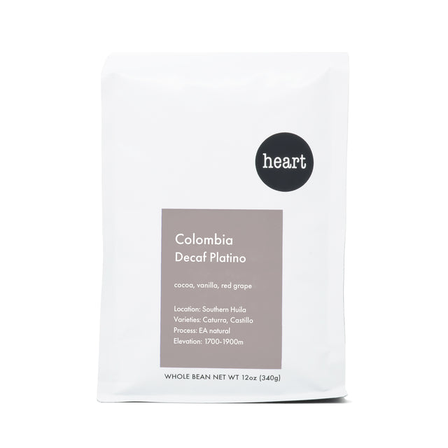 Decaf Platino - Colombie
