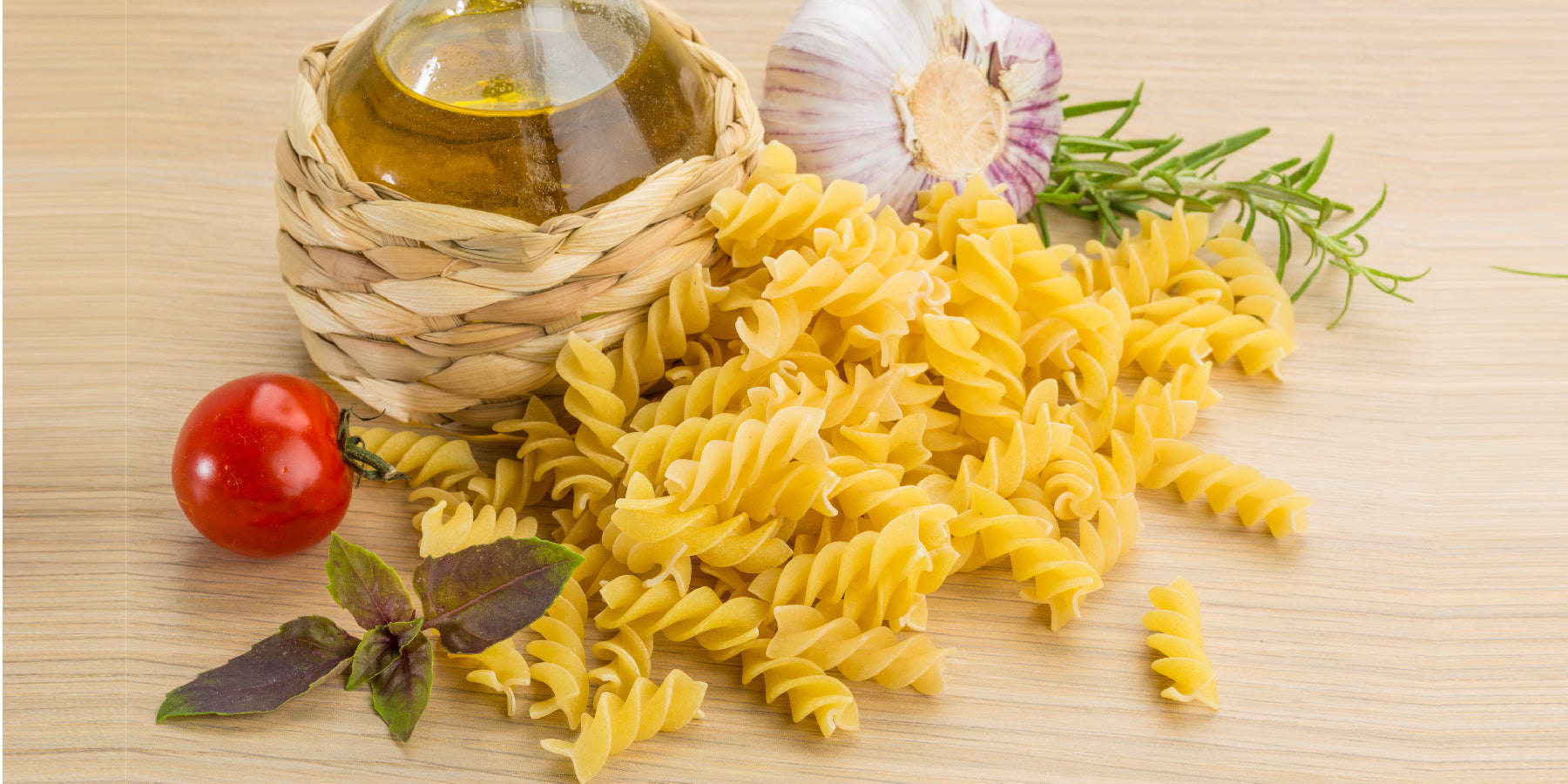 Durum Wheat Pastas