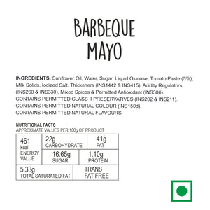 Barbeque Mayo
