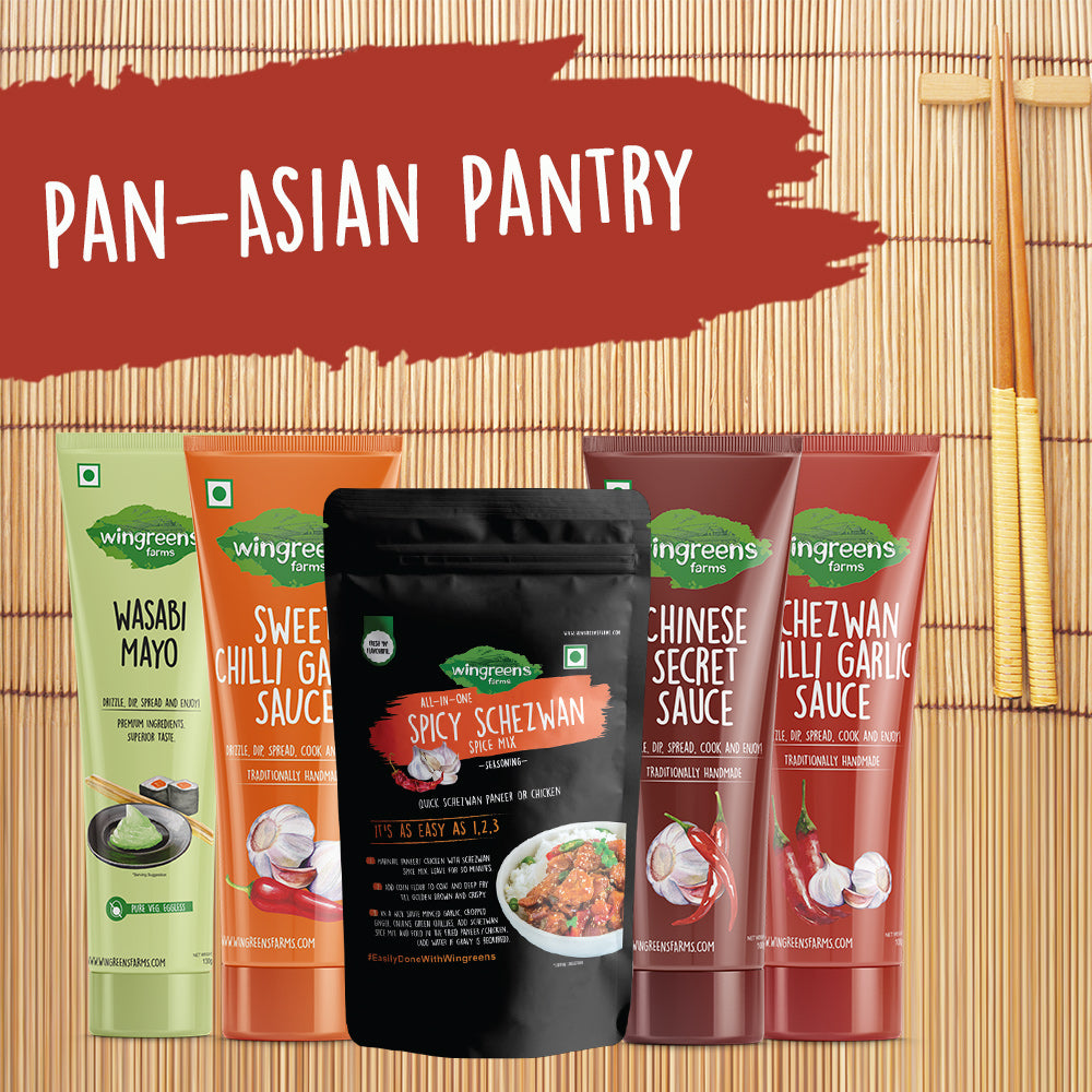 Pan-Asian Pantry