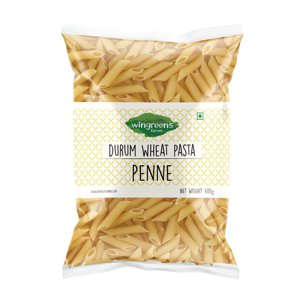 Durum Wheat Pasta - Penne with Pizza Pasta Sauce (450g)