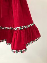 Load image into Gallery viewer, Melanie Dress - Red